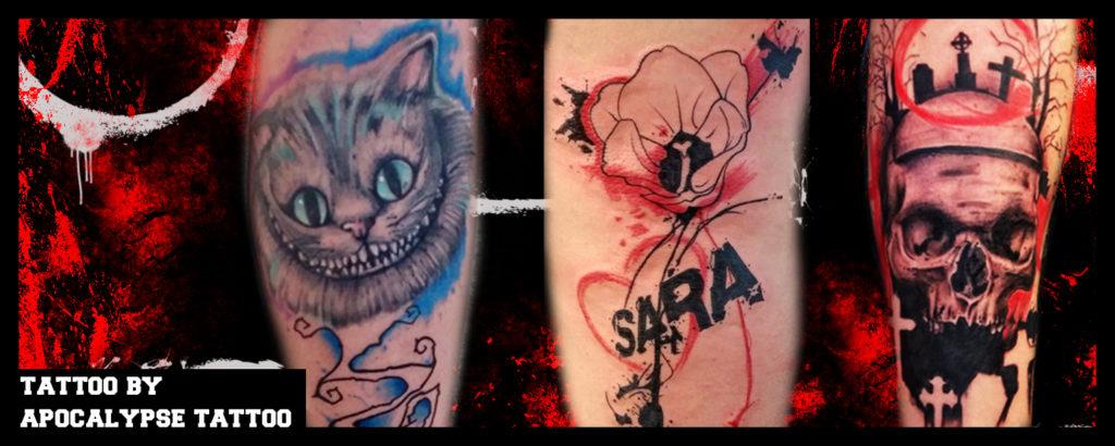 tatuaggiapocalypsetattoopontida